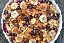 Vegan Breakfast Recipes / by Izzy Izdebski