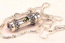 Kaleidoscope Necklaces