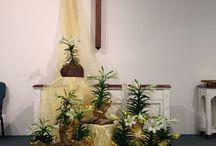 Kaplica-dekoracja