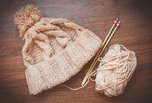 My knitting / Knitting, hobby