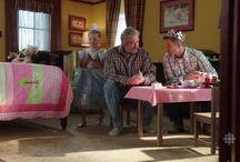 {Jack+Female&MaleFamily&Friends} / Shaun Johnston + Female & Male Family Heartland Stars & Public Figures