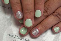 Nails...