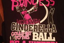 softball shirts / by Channon Sommers