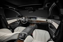 S-Class interior / The interior of the new S-Class - it's unparallelled luxury