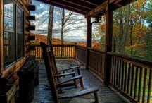 Cabin / by Deb Carter
