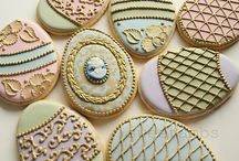 Cookie Decorating Ideas / by Laura Willhite