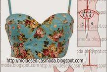 corsets patterns