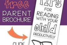 Guides on reading to kids