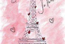 Vakre Paris
