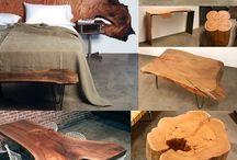 Rústicos naturales / Todo rústico y natural, piedra, madera,etc.