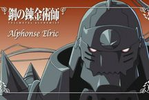 Fullmetal Alchemist Brotherhood Eyecatches