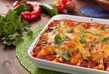 Enchiladas / Prepara una de estas exquisitas recetas de enchiladas. su sabor tradicional te encantará.