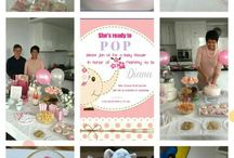 Diana's Baby Shower