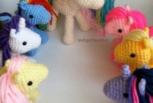Knit toys... if only I had the time!