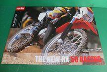 aprilia rx 50 enduro racing