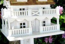 Decorative Birdhouses / Decorative Birdhouses