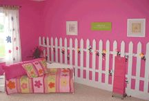 Lil girl bdrm idea / by Joella House