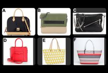 Monday Fashion Special June 30 / 6 Great bags from Dooney & Bourke, Botkier, Aimee Kestenberg Rebecca Minkoff and Kate Spade up for auction tonight at 10 PM at OneCentChic