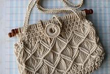 pletenie macrame-tašky