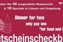 Essen gehen Lübeck / Essen gehen Lübeck Gehen Sie in und um Lübeck in tollen Restaurants essen und zahlen Sie das zweite günstigere oder Preisgleiche Hauptgericht mit dem Gutschein. Essen gehen Lübeck
