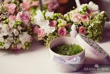 """""""Pink romance"""" outdoor wedding / Romantyczny slub w plenerze"""