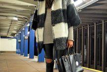 Cold street wear