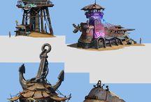 robots arena