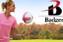 Badger / Badger Sportswear provides quality athletic uniforms, team uniforms and athletic apparel in the Badger Sport line of sports apparel. http://www.raisingtrend.com/badger.html