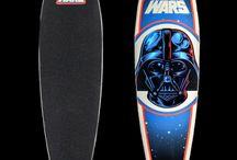 Skateboards / Rollbretter I like