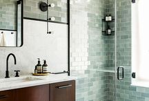 Bathroom Dreams / Bathroom ideas, tubs, showers, storage, and more.