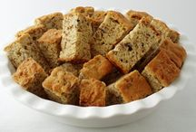 Rusks and biscuits