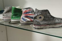 Vintage & Fashion Shoes - Stamperia Reclames / Innovative fashion and vintage shoes, handcrafted in Italy.
