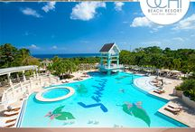 Sandals Ochi Beach Resort / From a tranquil mountaintop to the white sand beach to the fairways of the championship golf course, this Ocho Rios resort and spa is surrounded by the incredible natural beauty of Jamaica.