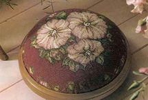 Embroidery patterns/Borduur patrone
