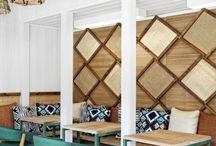 Cafe - interior design