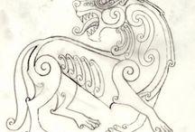 Runen & Zeichnungen