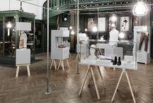 Exhibitions + Events