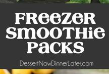 Smoothie packs
