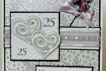 Cards...Anniversary / by Doris Amey-Ketcham
