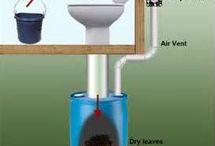 Komposzt WC