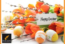 Happy Easter / Tosato wishes you a Happy Easter!