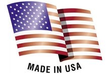 MADE IN THE USA / 78% - The percentage of #patriotic Americans who would rather buy an American-made product over an identical one made abroad!  This board celebrates those Made In The #USA companies who see #value in keeping it #local! / by Flame Engineering
