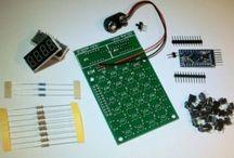 """Kit KIM UNO / stavebnice / An """"open-source hardware"""" project to build a replica of the classic 1976 KIM-1 computer. / klon legendárního počítače ze 70. let KIM-1"""