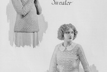 1920s Knitwear