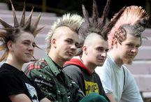 Mens Punk