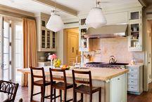 Kitchen Inspiration  / by Taryn Rousseau