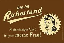 Sprüche / Redensarten
