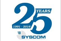 25 years business anniversary / In 2016, September, we are celebrating 25 years of activity.