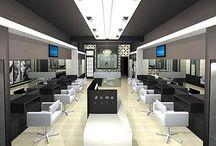 My own salon (decor & branding)