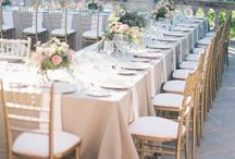 Wedding Tablescape / by Elba Rodriguez